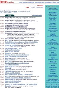 2000 Archive Page