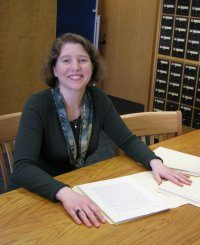 Spotlight on Lynne M. Thomas, Archivist