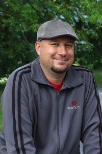 Ted Kosmatka: Game Master