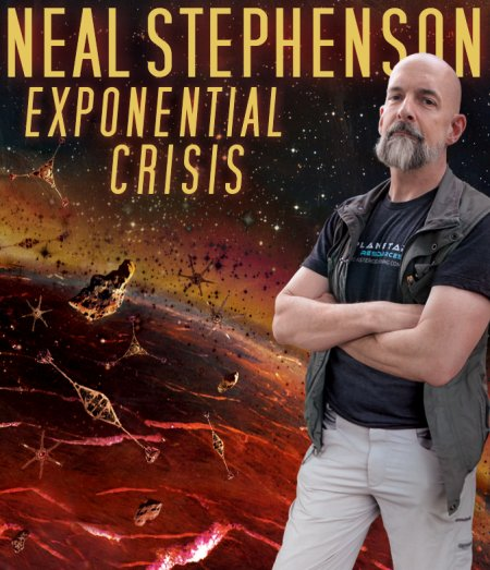 Neal Stephenson science fiction author interview