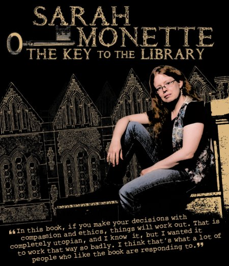 Sarah Monette science fiction author interview