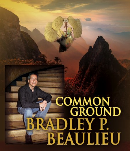 Bradley P. Beaulieu science fiction author interview