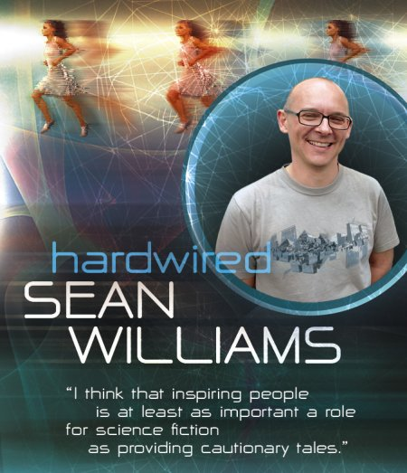 Sean Williams science fiction author interview