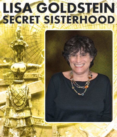 Lisa Goldstein science fiction interview