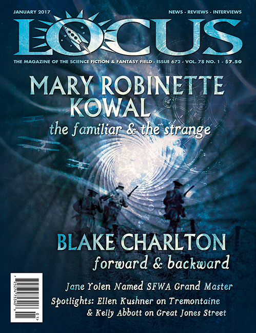 Issue 672 Table of Contents, January 2017