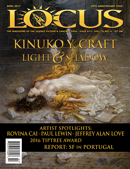 Issue 675 Table of Contents, April 2017