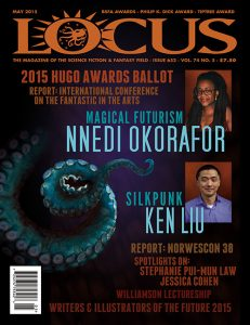 Locus Magazine, Science Fiction Fantasy