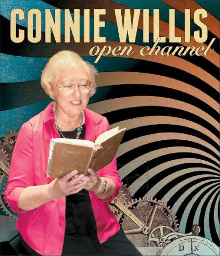 Connie Willis Open Channel Locus Online