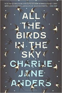 Charlie Jane Anders science fiction book review