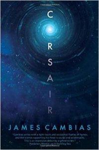 Corsair, James L. Cambias science fiction book review