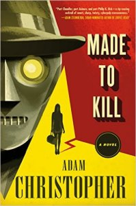 Adam Christopher science fiction book review