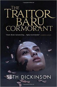 The Traitor Baru Cormorant, Seth Dickinson science fiction book review