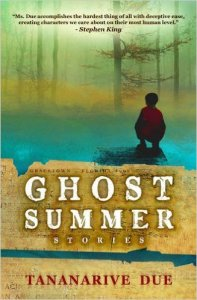 Ghost Summer: Stories, Tananarive Due science fiction book review