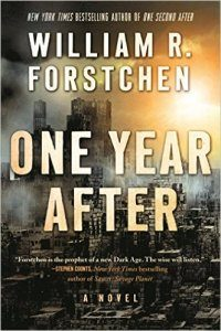 One Year After, by William R. Forstchen science fiction book review