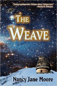 The Weave, Nancy Jane Moore science fiction book review