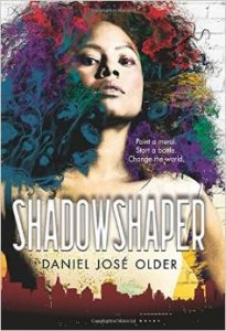 Shadowshaper, Daniel José Older science fiction book review