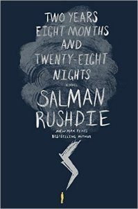 Two Years Eight Months and Twenty-Eight Nights, Salman Rushdie science fiction book review
