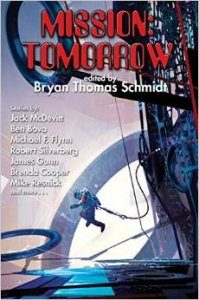 Mission: Tomorrow, Bryan Thomas Schmidt science fiction book review
