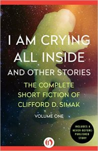Clifford D. Simak science fiction book review