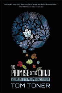The Promise of the Child, Tom Toner science fiction book review