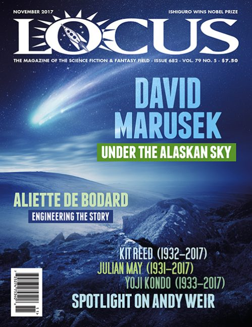 Issue 682 Table of Contents, November 2017