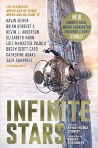 Rich Horton reviews <b>Infinite Stars</b> by Bryan Thomas Schmidt, ed.