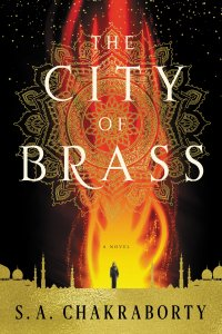 Paul Di Filippo reviews The City of Brass by S.A. Chakraborty
