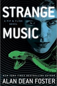 Carolyn Cushman Reviews <b>Strange Music</b> by Alan Dean Foster