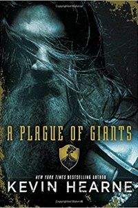Carolyn Cushman Reviews <b>A Plague of Giants</b> by Kevin Hearne
