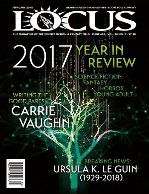 Issue 685 Table of Contents, February 2018