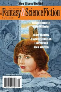 Fantasy and Science Fiction Magazine Review