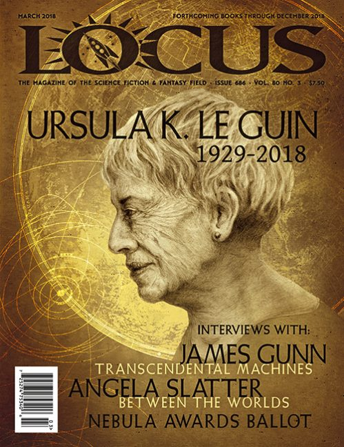 Issue 686 Table of Contents, March 2018