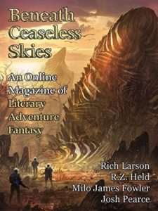 Beneath Ceaseless Skies Science Ficton Fantasy Magazine Review