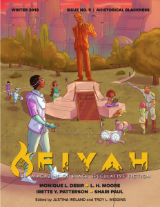 Fiyah Science Fiction Fantasy Magazine Review