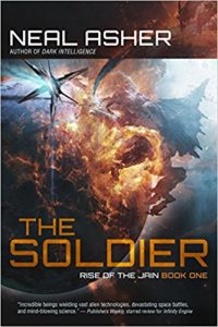 The Soldier, Neal Asher science fiction book review