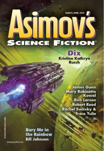 Asimov's Science Fiction Magazine Review