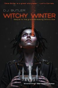 D.J. Butler, Witchy Winter science fiction book review