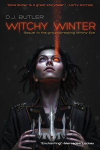 Carolyn Cushman Reviews <b>Witchy Winter</b> by D.J. Butler
