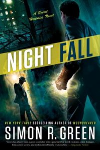 Simon R. Green, Night Fall science fiction book review