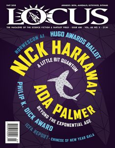 Locus Magazine of Science Fiction and Fantasy
