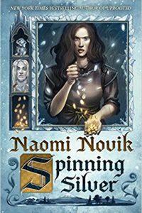 Lila Garrott reviews <b>Spinning Silver</b> by Naomi Novik