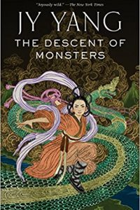 Liz Bourke reviews <b>The Descent of Monsters</b> by JY Yang
