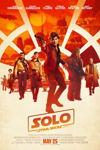 Some Modest Blows Against the Empire: Gary Westfahl Reviews <i>Solo: A Star Wars Story</i>