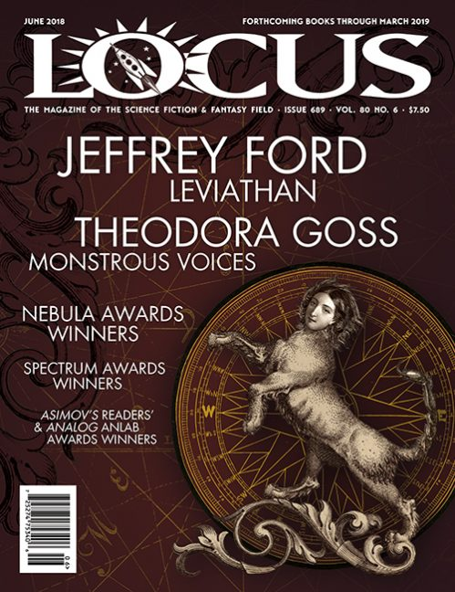 Issue 689 Table of Contents, June 2018