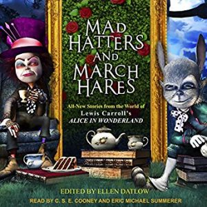 Locus science fiction review Mad Hatters and March Hares, Ellen Datlow