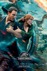 It's Not Over Yet, Baby Blue: Gary Westfahl Reviews <i>Jurassic World: Fallen Kingdom</i>