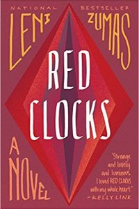 Locus science fiction review Red Clocks Leni Zumas