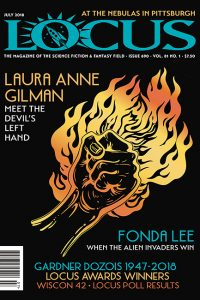 Issue 690 Table of Contents, July 2018