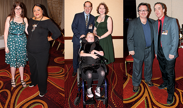 Locus science fiction Nebula Awards convention report