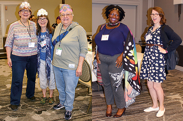 Locus science fiction WisCon convention report